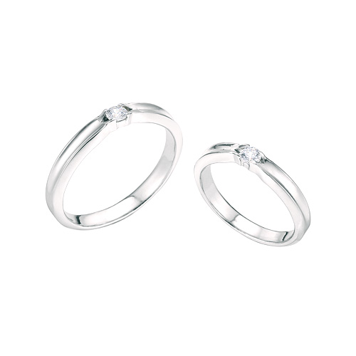 HONESTY COUPLE RING